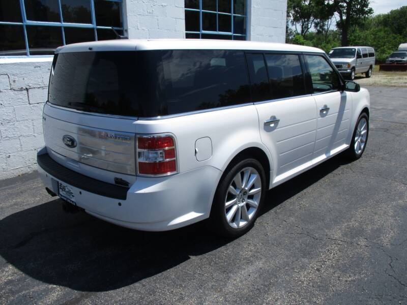 2012 Ford Flex Limited 4dr Crossover - Crystal Lake IL