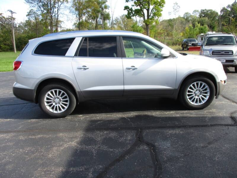 2012 Buick Enclave AWD Leather 4dr Crossover - Crystal Lake IL