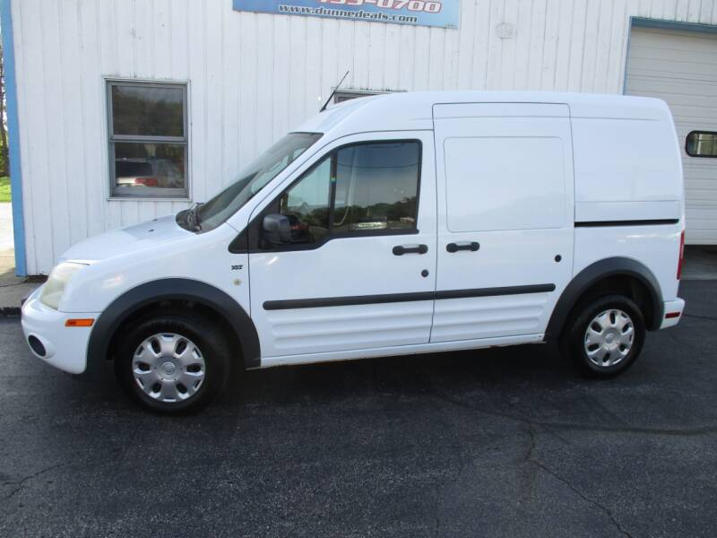2010 Ford Transit Connect XLT 4dr Cargo Mini-Van w/o Side and Rear Glass - Crystal Lake IL