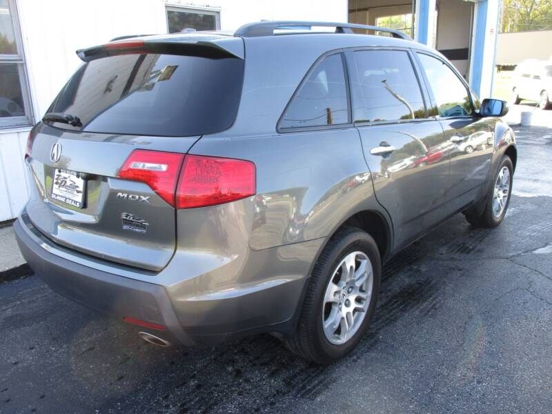 2008 Acura MDX SH-AWD 4dr SUV w/Technology Package - Crystal Lake IL
