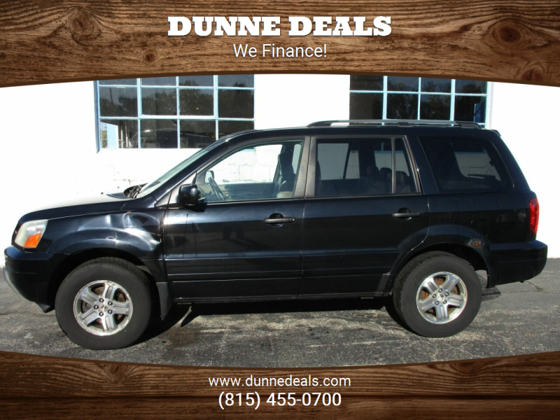 2004 Honda Pilot 4dr EX-L 4WD SUV w/Leather - Crystal Lake IL