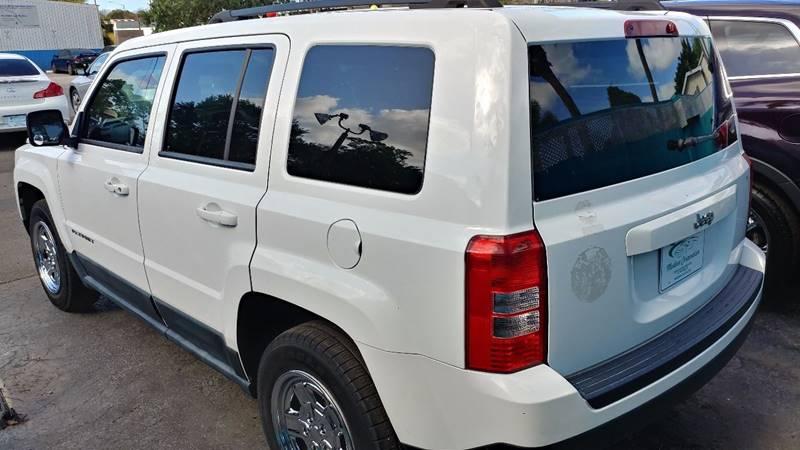 2011 Jeep Patriot Latitude 4dr SUV - Fort Myers FL
