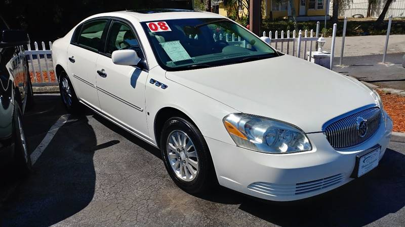 2008 Buick Lucerne for sale at Modern Auto Sales in Fort Myers FL