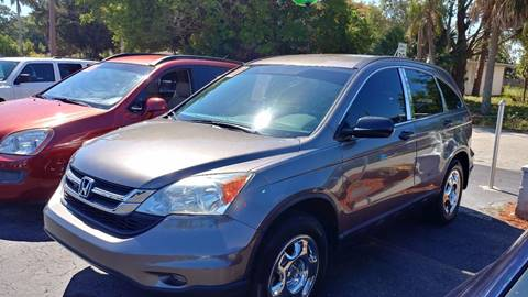 2011 Honda CR-V for sale at Modern Auto Sales in Fort Myers FL