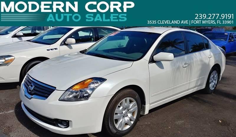 2009 Nissan Altima 2.5 S 4dr Sedan CVT - Fort Myers FL