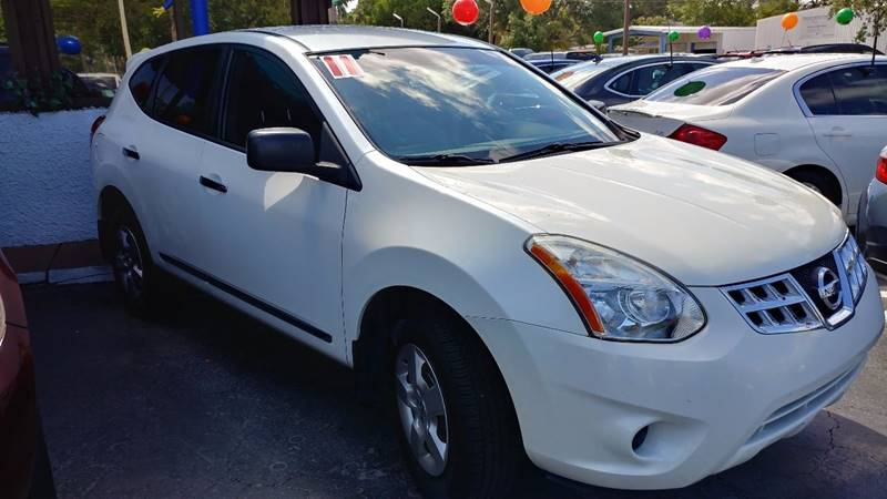 2011 Nissan Rogue S 4dr Crossover - Fort Myers FL