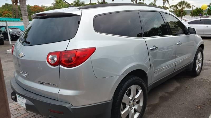 2011 Chevrolet Traverse LTZ 4dr SUV - Fort Myers FL