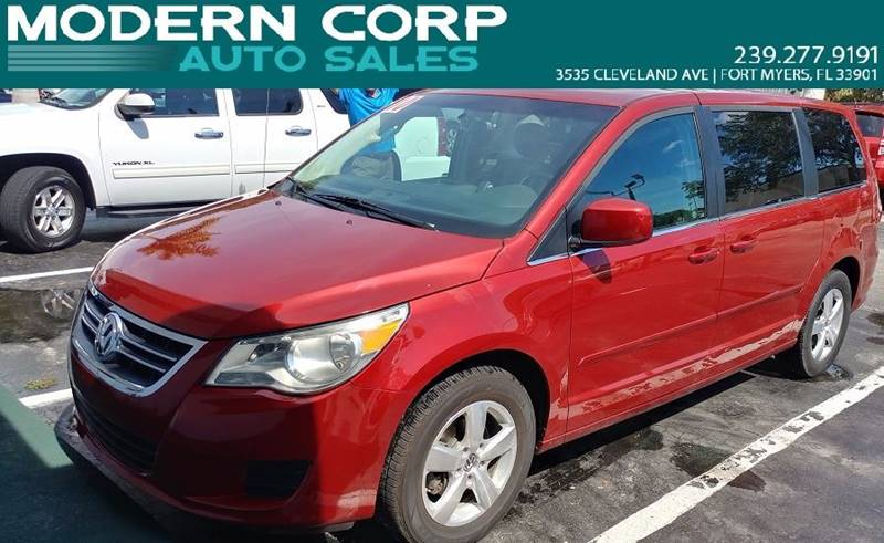 2010 Volkswagen Routan SE 4dr Mini-Van - Fort Myers FL