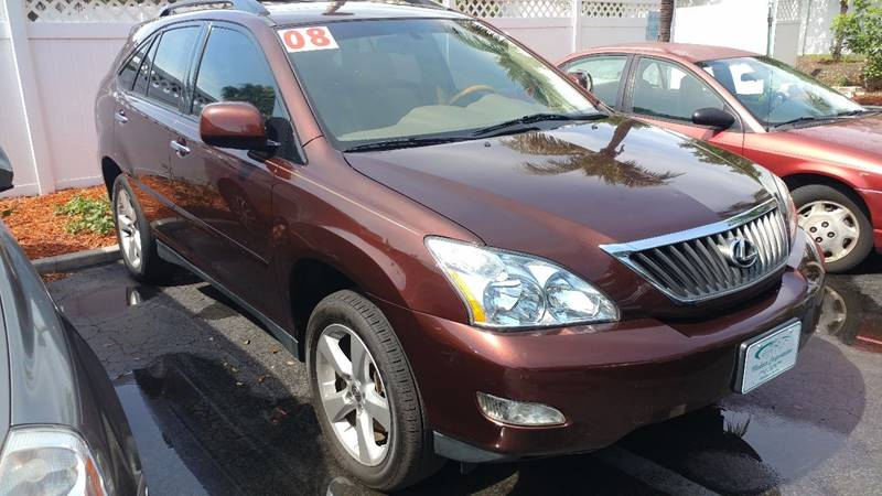 2008 Lexus RX 350 for sale at Modern Auto Sales in Fort Myers FL