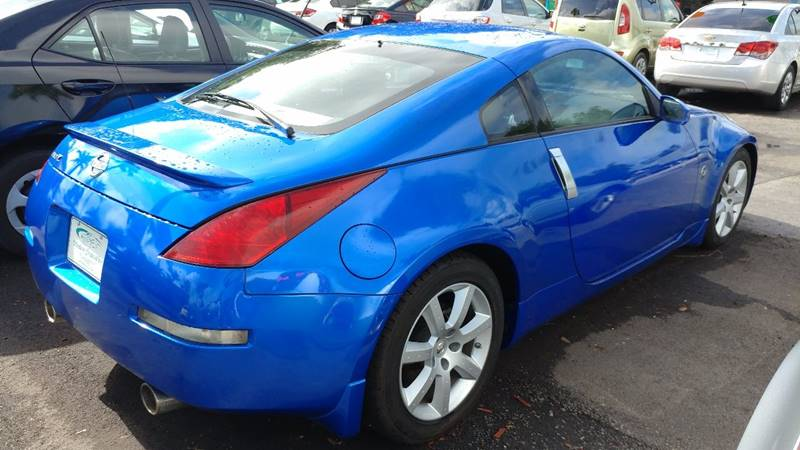 2005 Nissan 350Z Touring 2dr Coupe - Fort Myers FL
