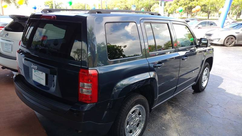 2014 Jeep Patriot 4x4 Sport 4dr SUV - Fort Myers FL