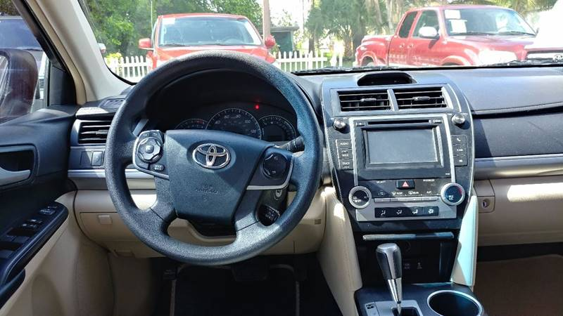 2012 Toyota Camry LE 4dr Sedan - Fort Myers FL