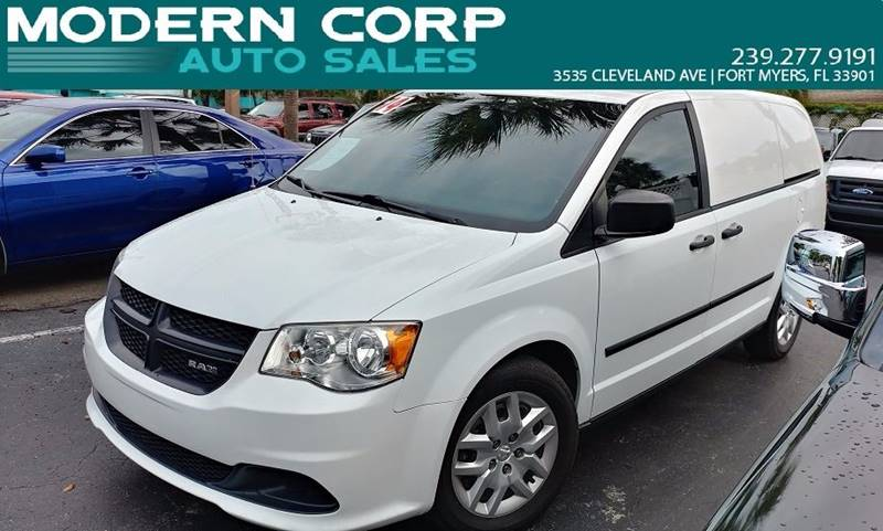 2014 RAM C/V for sale at Modern Auto Sales in Fort Myers FL