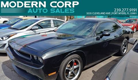 2010 Dodge Challenger for sale in Fort Myers, FL