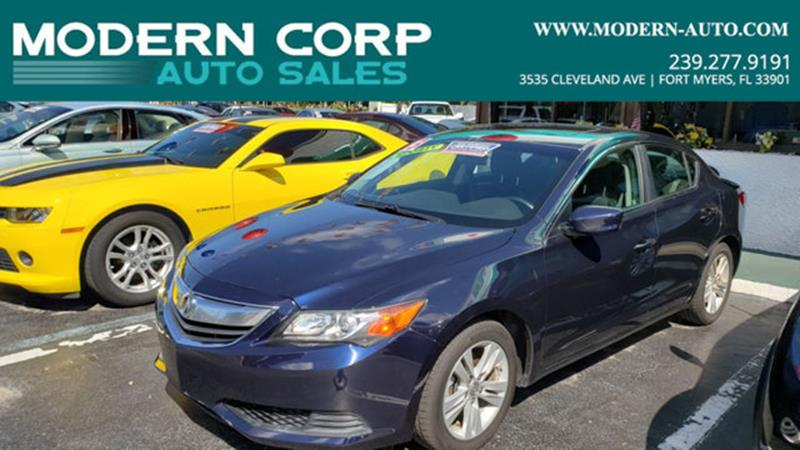 Acura Cars For Sale In Fort Myers Fl 33901 Autotrader >> 2013 Acura Ilx Fort Myers Fl Fort Myers Florida Sedan Vehicles