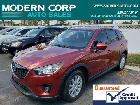 2013 Mazda CX-5 for sale in Fort Myers, FL