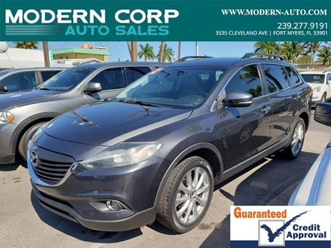 2014 Mazda CX-9 for sale in Fort Myers, FL