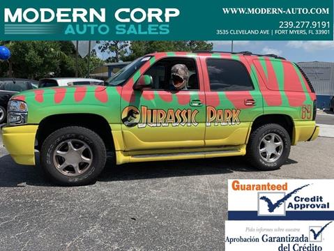 2005 GMC Yukon for sale in Fort Myers, FL