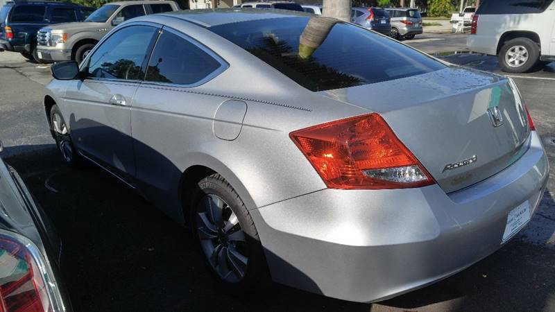 2012 Honda Accord LX-S 2dr Coupe 5M - Fort Myers FL