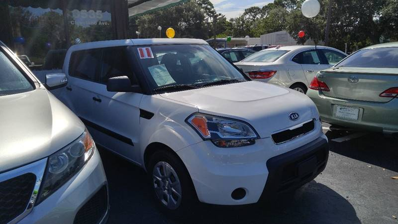 2011 Kia Soul for sale at Modern Auto Sales in Fort Myers FL