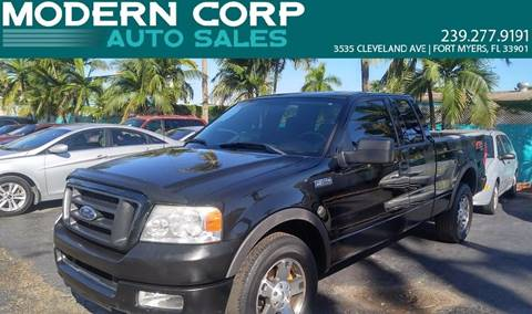 2004 Ford F-150 for sale in Fort Myers, FL