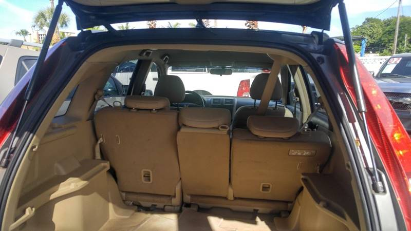 2008 Honda CR-V LX 4dr SUV - Fort Myers FL