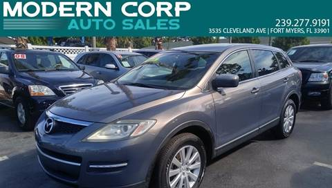2008 Mazda CX-9 for sale at Modern Auto Sales in Fort Myers FL