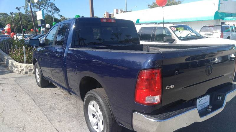 2015 RAM Ram Pickup 1500 for sale at Modern Auto Sales in Fort Myers FL