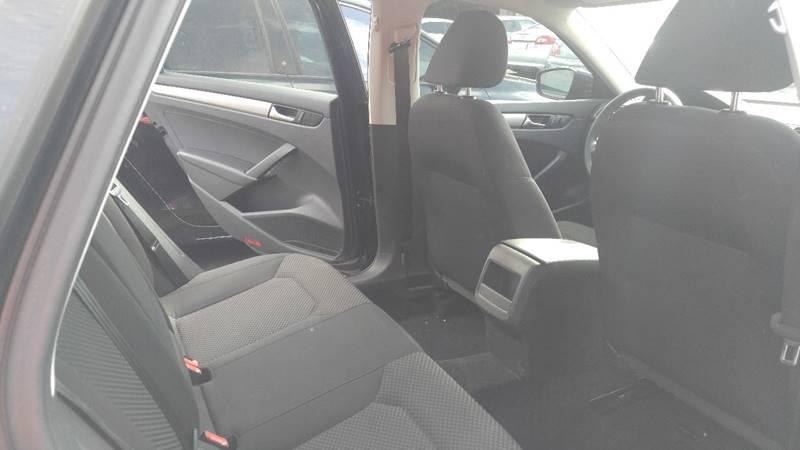 2014 Volkswagen Passat S 4dr Sedan 6A (I4) - Fort Myers FL