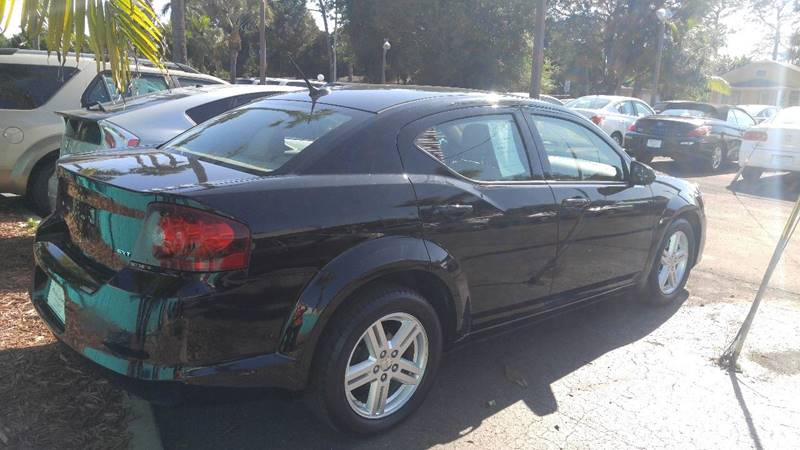 2013 Dodge Avenger SXT 4dr Sedan - Fort Myers FL