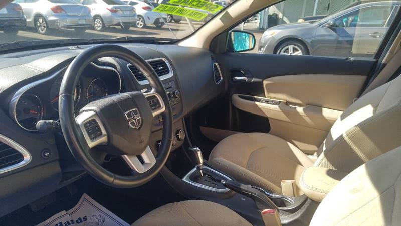 2013 Dodge Avenger for sale at Modern Auto Sales in Fort Myers FL