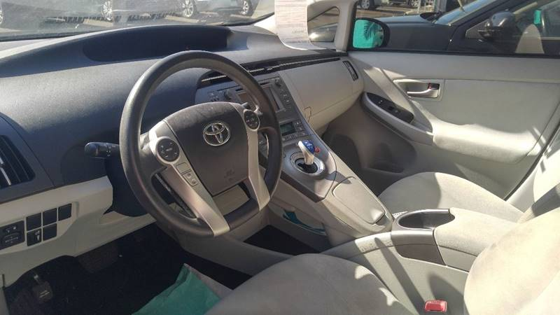 2013 Toyota Prius for sale at Modern Auto Sales in Fort Myers FL