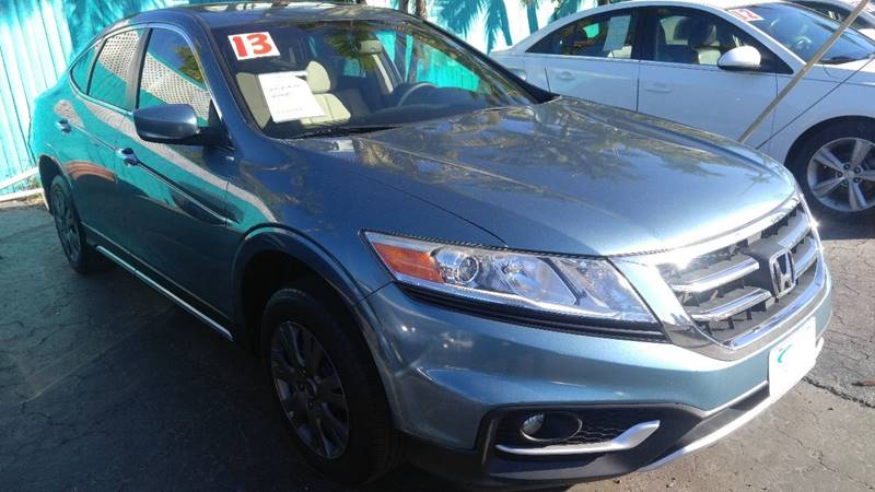 2013 Honda Crosstour for sale at Modern Auto Sales in Fort Myers FL