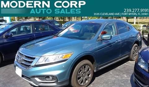 2013 Honda Crosstour for sale in Fort Myers, FL