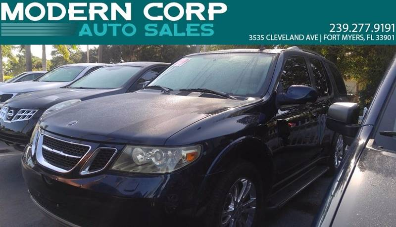 2009 Saab 9-7X for sale at Modern Auto Sales in Fort Myers FL