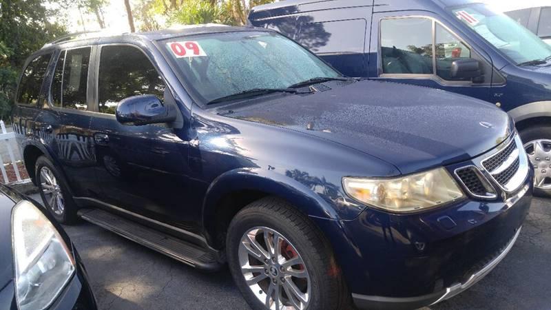2009 Saab 9-7X AWD 5.3i 4dr SUV - Fort Myers FL