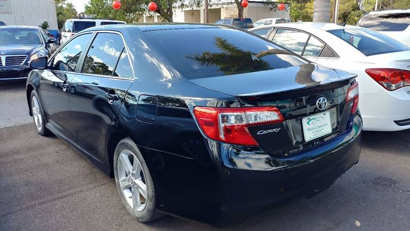 2014 Toyota Camry for sale at Modern Auto Sales in Fort Myers FL