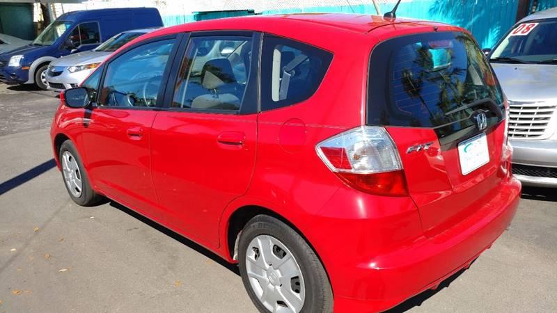 2013 Honda Fit 4dr Hatchback 5A - Fort Myers FL