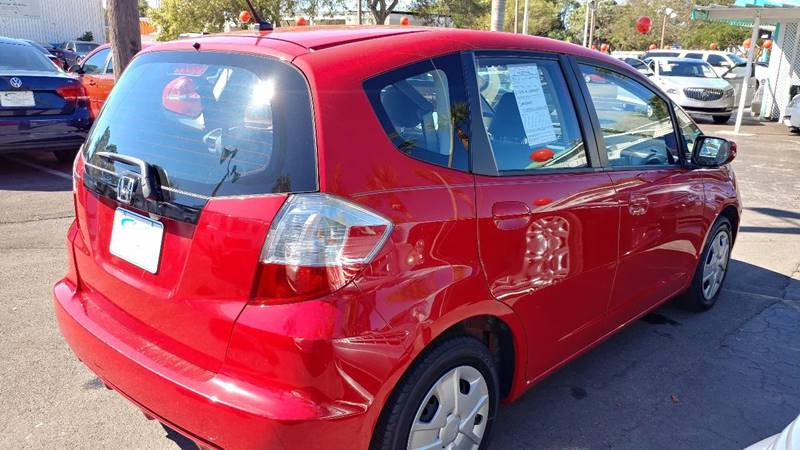 2013 Honda Fit for sale at Modern Auto Sales in Fort Myers FL