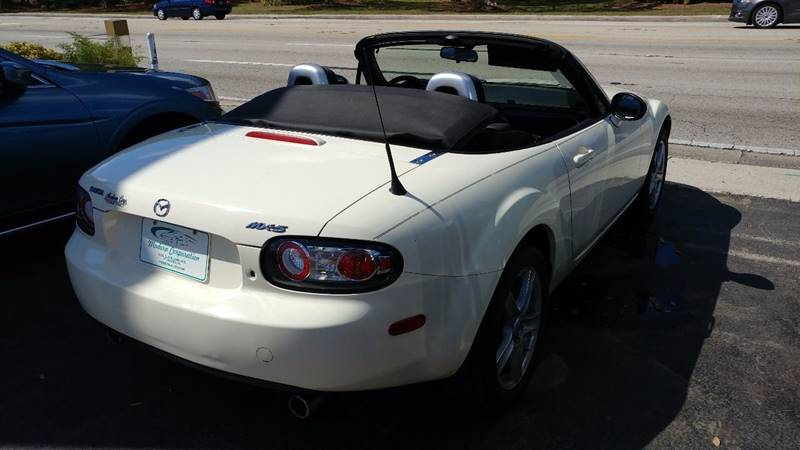 2008 Mazda MX-5 Miata for sale at Modern Auto Sales in Fort Myers FL
