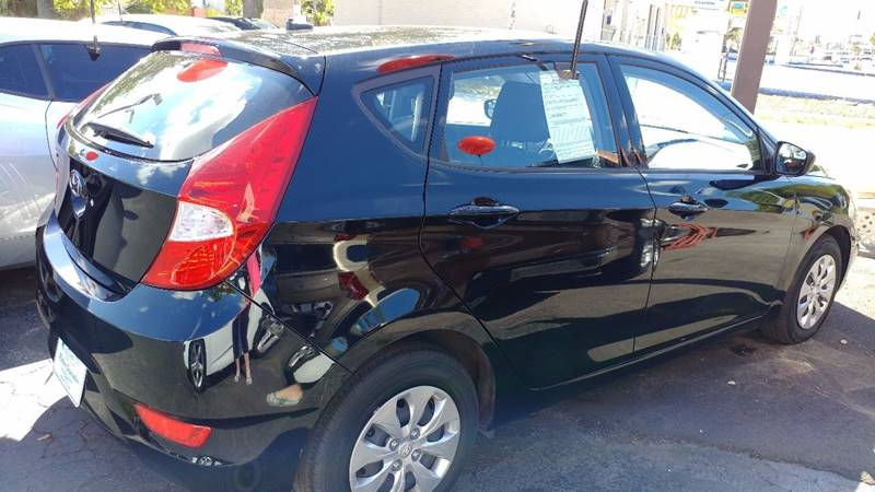 2016 Hyundai Accent for sale at Modern Auto Sales in Fort Myers FL