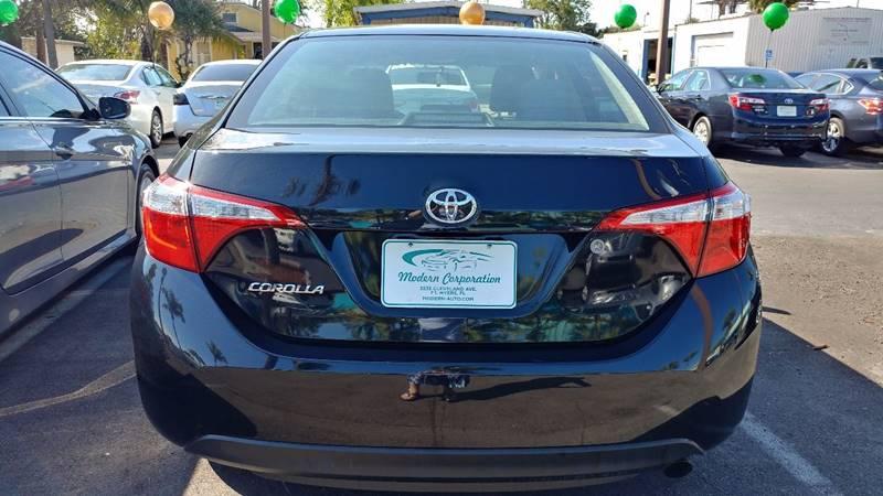 2016 Toyota Corolla L 4dr Sedan 4A - Fort Myers FL