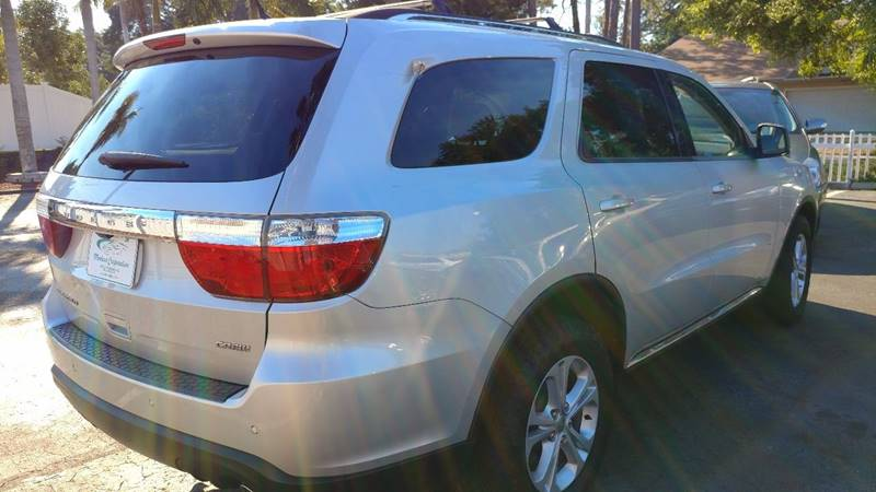 2012 Dodge Durango for sale at Modern Auto Sales in Fort Myers FL