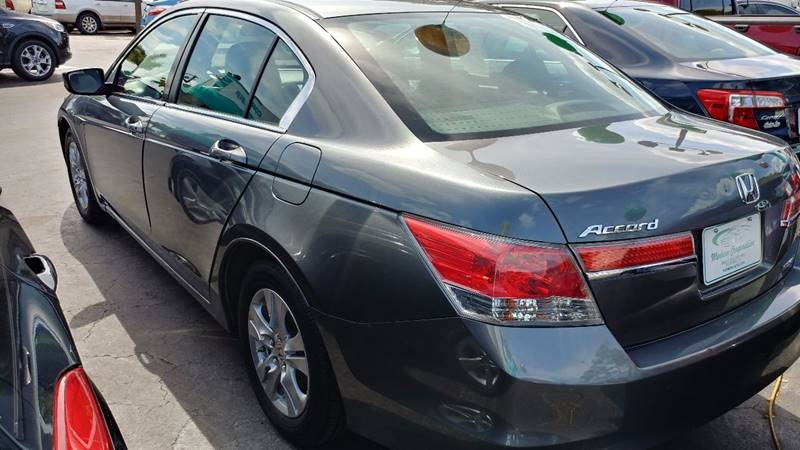 2012 Honda Accord for sale at Modern Auto Sales in Fort Myers FL