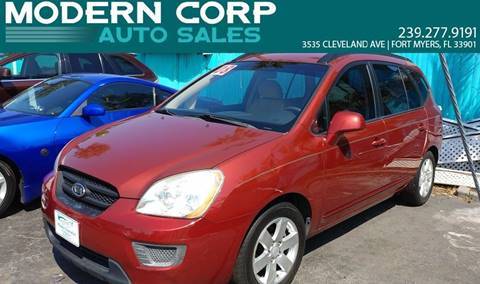 2008 Kia Rondo for sale at Modern Auto Sales in Fort Myers FL