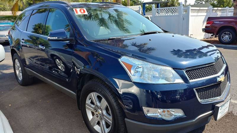 2010 Chevrolet Traverse for sale at Modern Auto Sales in Fort Myers FL