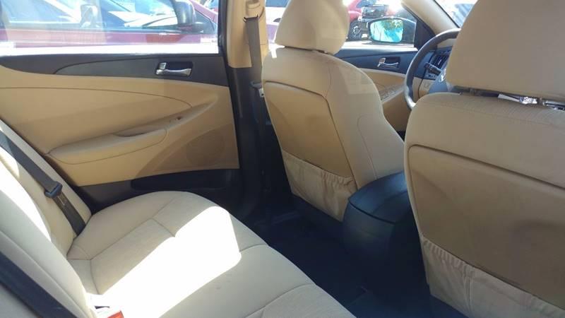 2012 Hyundai Sonata GLS 4dr Sedan - Fort Myers FL