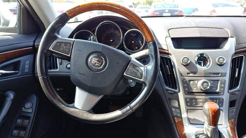 2011 Cadillac CTS for sale at Modern Auto Sales in Fort Myers FL