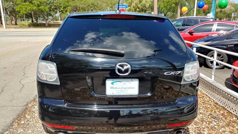 2011 Mazda CX-7 for sale at Modern Auto Sales in Fort Myers FL