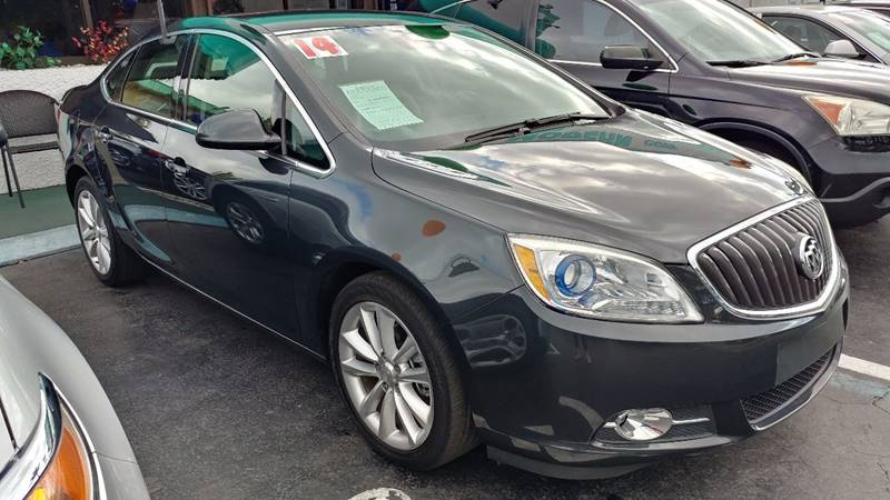 2014 Buick Verano for sale at Modern Auto Sales in Fort Myers FL
